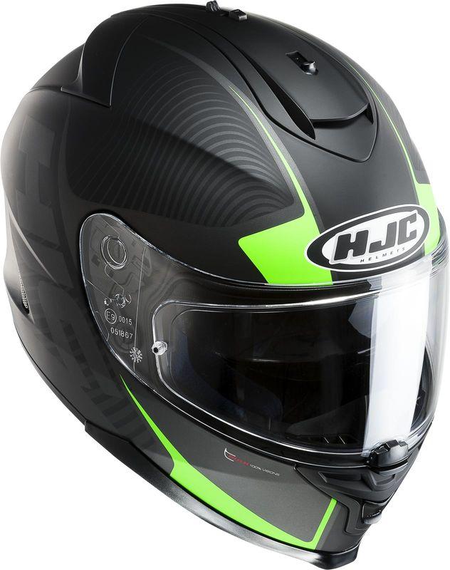 casque hjc is 17 mission 4 coloris d cos casques equipement du motard accessbk. Black Bedroom Furniture Sets. Home Design Ideas