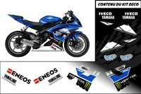 kit deco yamaha yzf r125. Black Bedroom Furniture Sets. Home Design Ideas