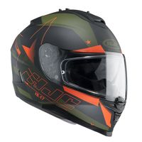 Casque HJC IS-17 ARMADA rouge