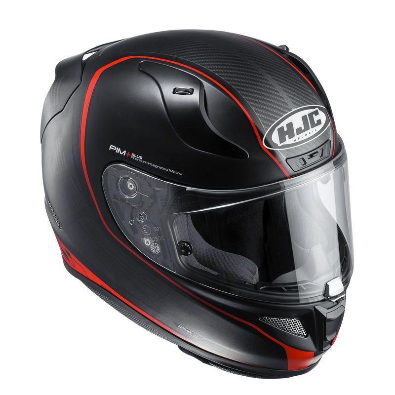 casque hjc rpha 11 riberte rouge d cos casques equipement du motard accessbk. Black Bedroom Furniture Sets. Home Design Ideas