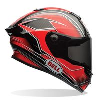 Casque BELL RACE STAR TRITON red