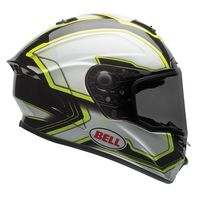 Casque BELL STAR PACE WHITE