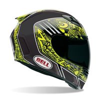 Casque BELL STAR CARBON TAGGER TROUBLE