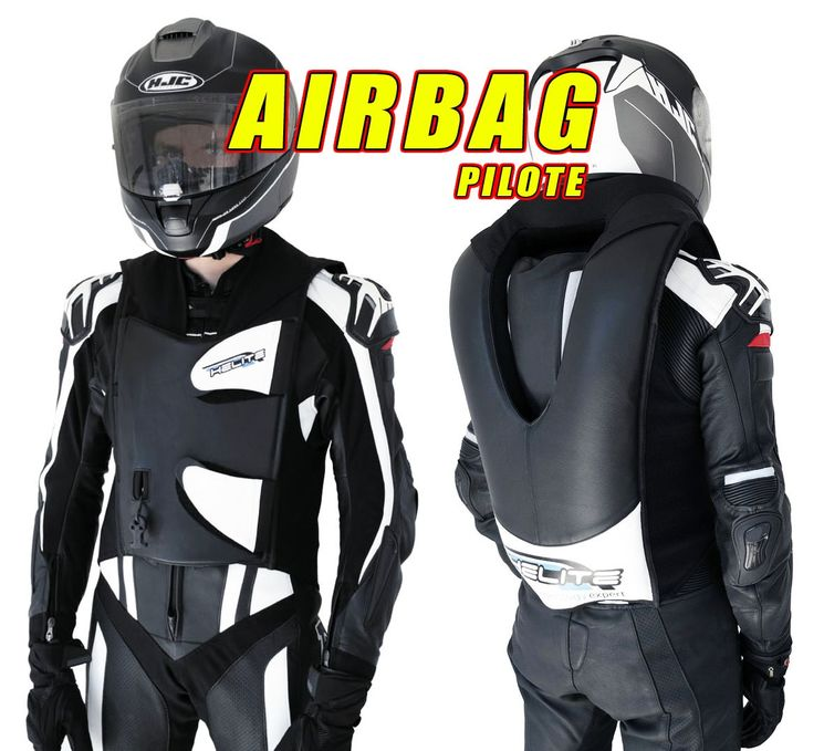 gilet airbag moto helite gp air accessbk. Black Bedroom Furniture Sets. Home Design Ideas