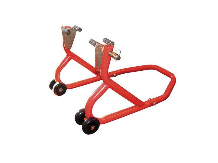 biketek b quille de stand avant basse series 2 rouge accessbk. Black Bedroom Furniture Sets. Home Design Ideas
