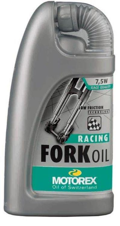 motorex huile de fourche racing fork oil 7 5w 1l accessbk. Black Bedroom Furniture Sets. Home Design Ideas