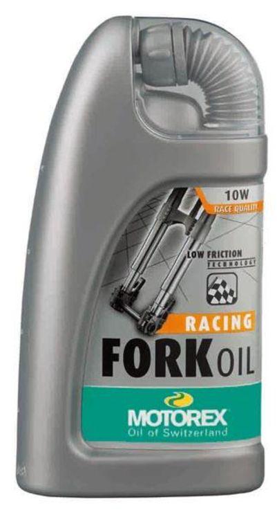 motorex huile de fourche racing fork oil 10w 1l accessbk. Black Bedroom Furniture Sets. Home Design Ideas
