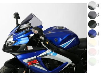 Bulle MRA GSXR600-750 11´ - Racing - 4 coloris