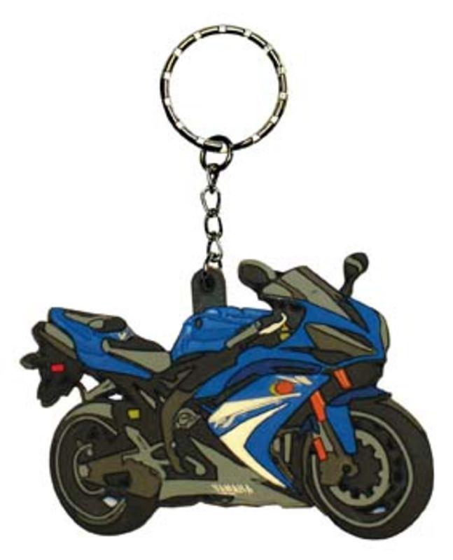 porte cl s yamaha r1 2007 porte cl s goodies equipement du motard accessbk. Black Bedroom Furniture Sets. Home Design Ideas